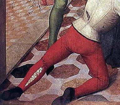 Joined hose late 1400's