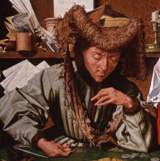 Merchant, 1540