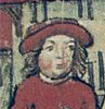 Flat red hat, (1460-1515)
