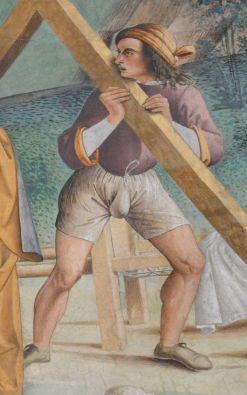 Braies with tiny codpiece, c. 1492-1495