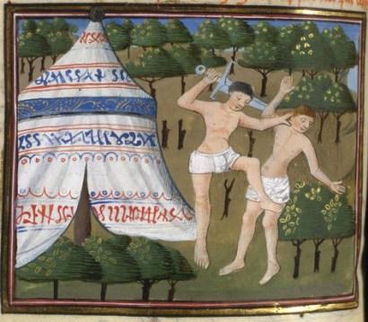 Loose short braies c. 1425-1450
