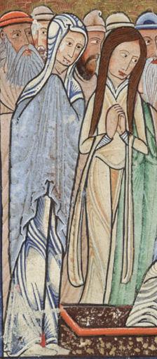 Two Women c. 1170