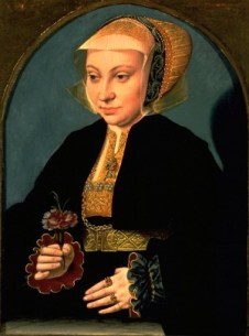 German fashion, c 1539