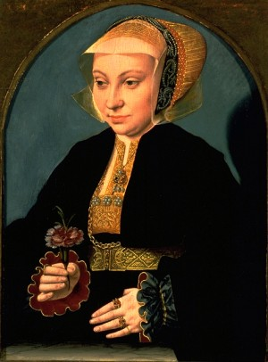 German fashion, c 1539