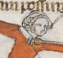 c 1300-c 1340, The Decretals of Gregory IX, edited by Raymund of Penyafort 14a