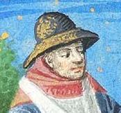 Straw or woolen hat, 1475