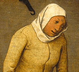 Hood or scarf 1559