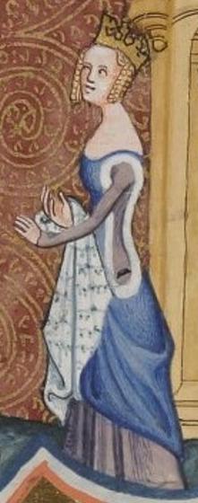 Illumanulater 14th century (1372) France? Bibliothèque de Besançon Ms. 434: Traités philosophiques et moraux