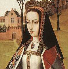 Joanna was done in Flanders, ca 1500