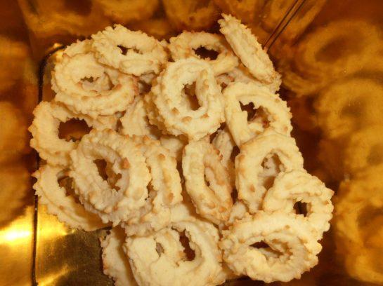 Vanilla Wreaths - vaniljekranse