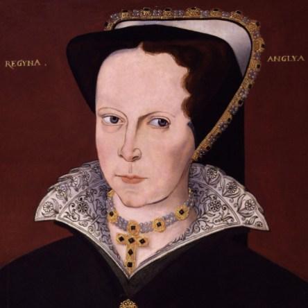"""Squared"" French hood, English, c. 1555"