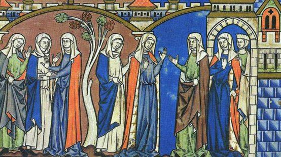 Morgan Library ms m.638 (Maciejowski Bible) Paris 1244-1254