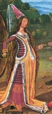 """""""Le Livre Des Bonnes Moeurs"""" - by Jacques Legrand, 1338)"""