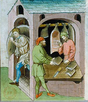Albucasis, Tacuinum sanitatis, Allemagne (Rhénanie), milieu du XVe siècle Paris, BnF, département des Manuscrits, Latin 9333, fol. 73