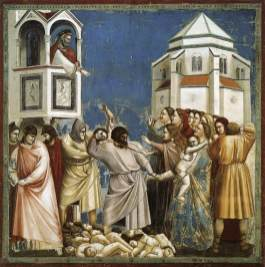 The Massacre Of The Innocents Giotto, 1305, Italy