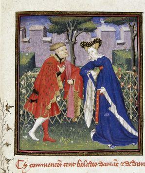 Christine de Pizan's works, 1413.