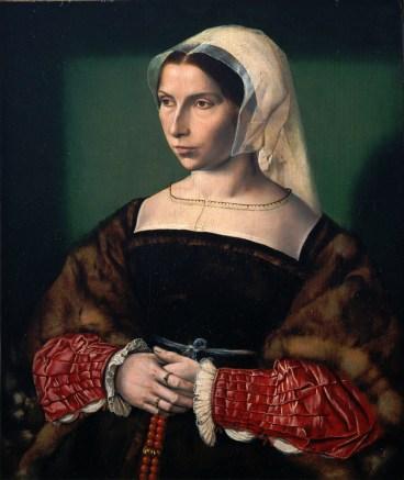 Portrait of Anne Stafford, 1535