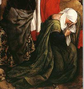 Abegg Triptych Rogier van der Weyden Date: c.1445
