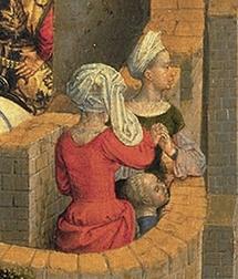 Memling, Hans (1425/40-1494): The Passion. Turin, Galleria Sabau