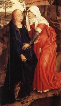 The Annunciation Rogier van der Weyden Date: 1440