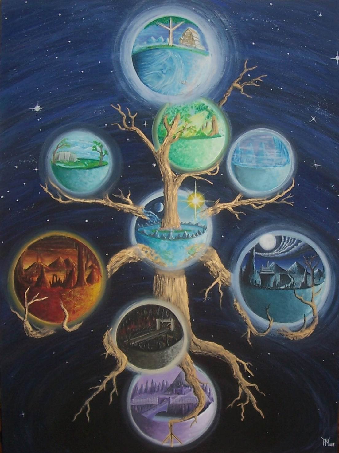 Norse Mythology Webquest