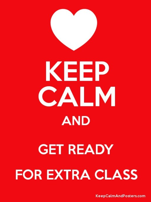 Image result for extra class