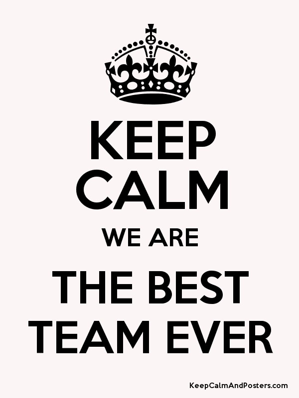 We Best Ever Team Are