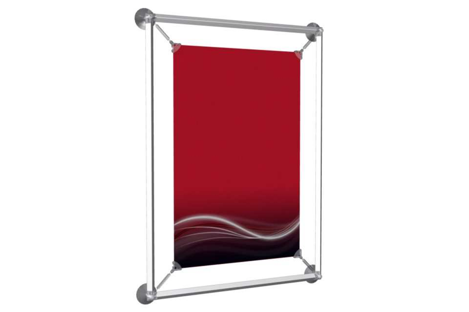 window poster frame to display a 12x18 poster