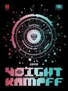 Night Kampff Fan Art Poster