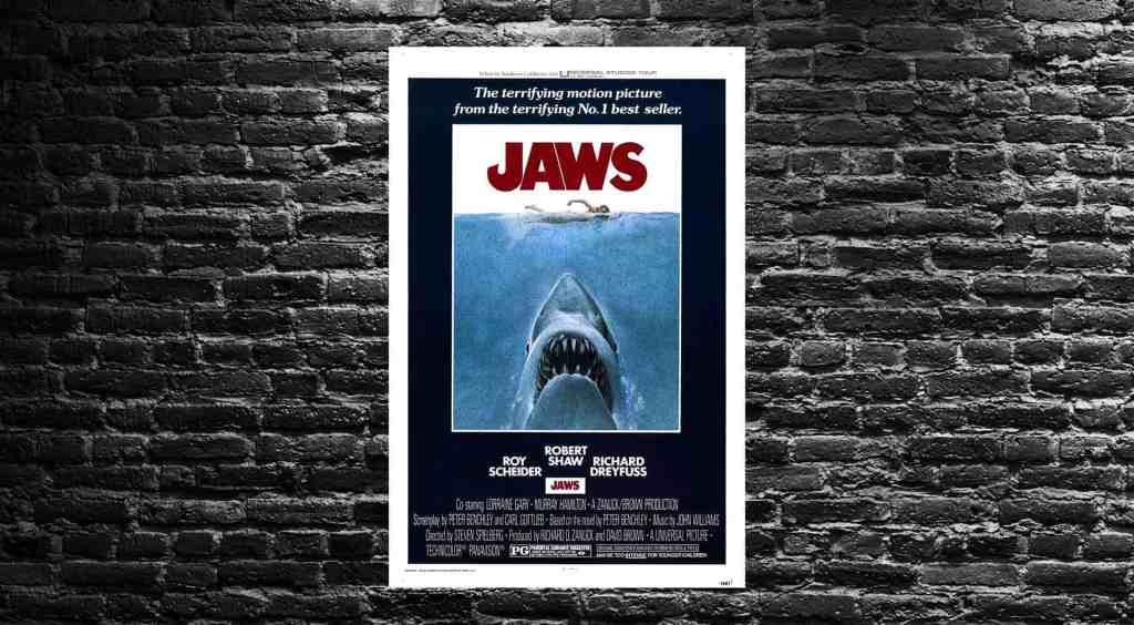 Jaws Movie Icon