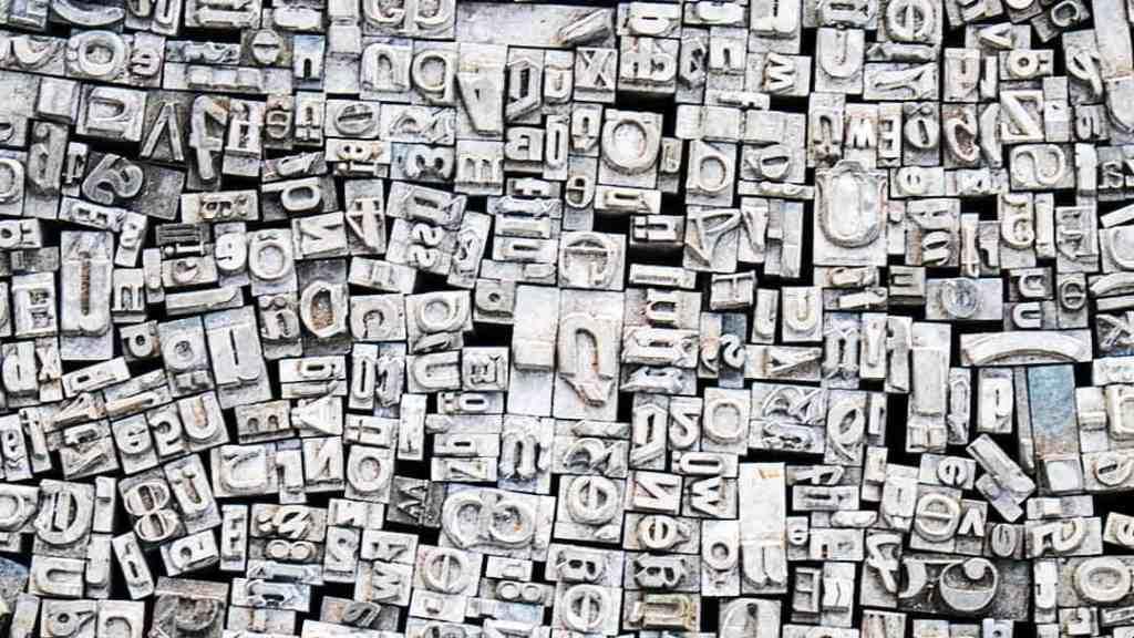 Typography Principles