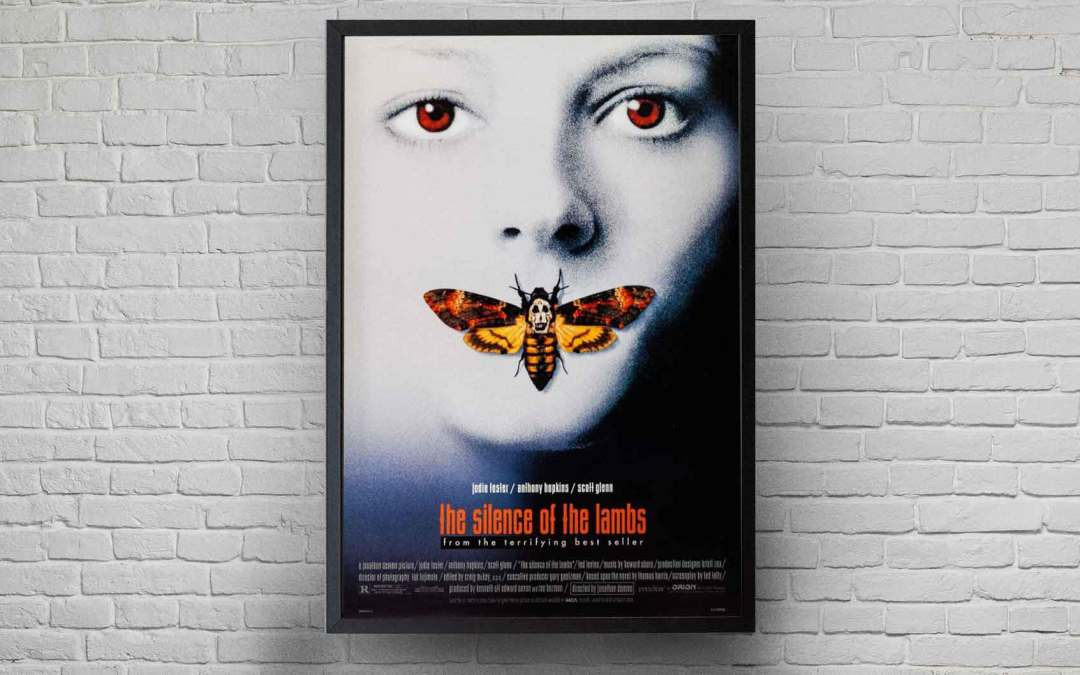 Top 5 Fonts Used in Thriller & Suspense Movie Posters