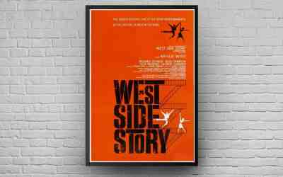 What Are Typographic Movie Posters? (With 15 Examples)