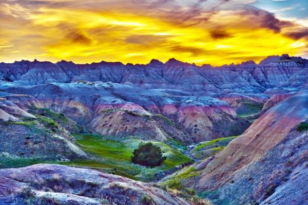 South Dakota Landscape Photography