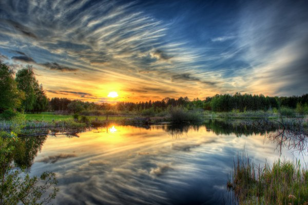 Nature Landscapes Photography HDR
