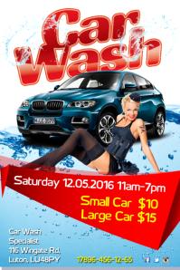 Car Wash Flyer Templates  PosterMyWall