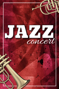 Customizable Design Templates for Jazz  PosterMyWall