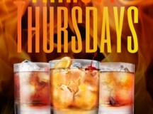 Thirsty Thursdays template | PosterMyWall