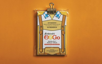 Frederick 2020 Oktoberfest: O2Go