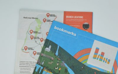 Frederick County Public Libraries – Bookmarks