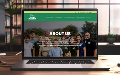 South Mountain Creamery – New Website