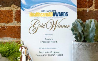 2021 Healthcare Ad Awards