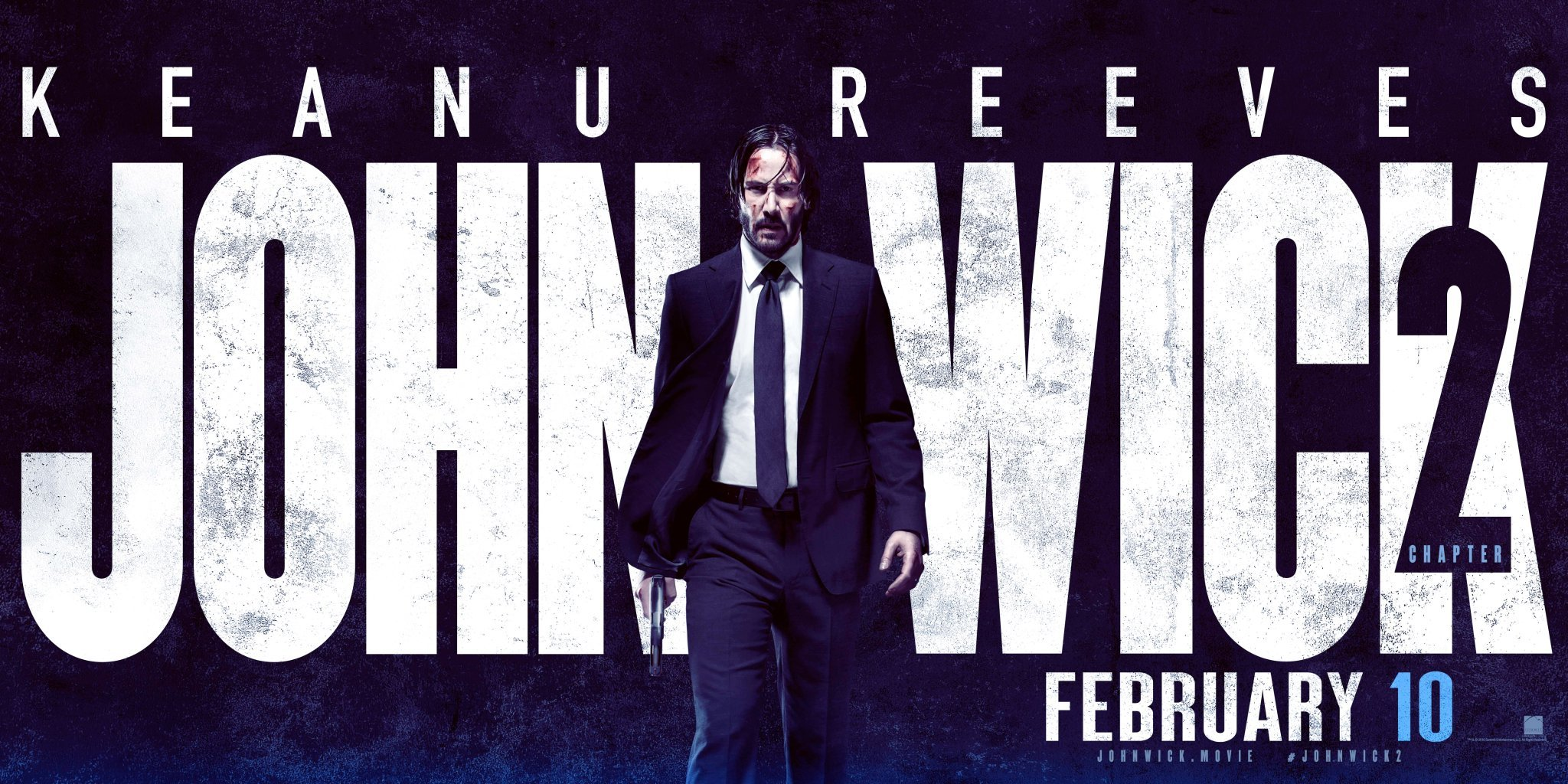 """The Poster Posse Fires Off A Few Shots At Lionsgate's """"John Wick: Chapter 2""""  – MEOKCA x Poster Posse"""