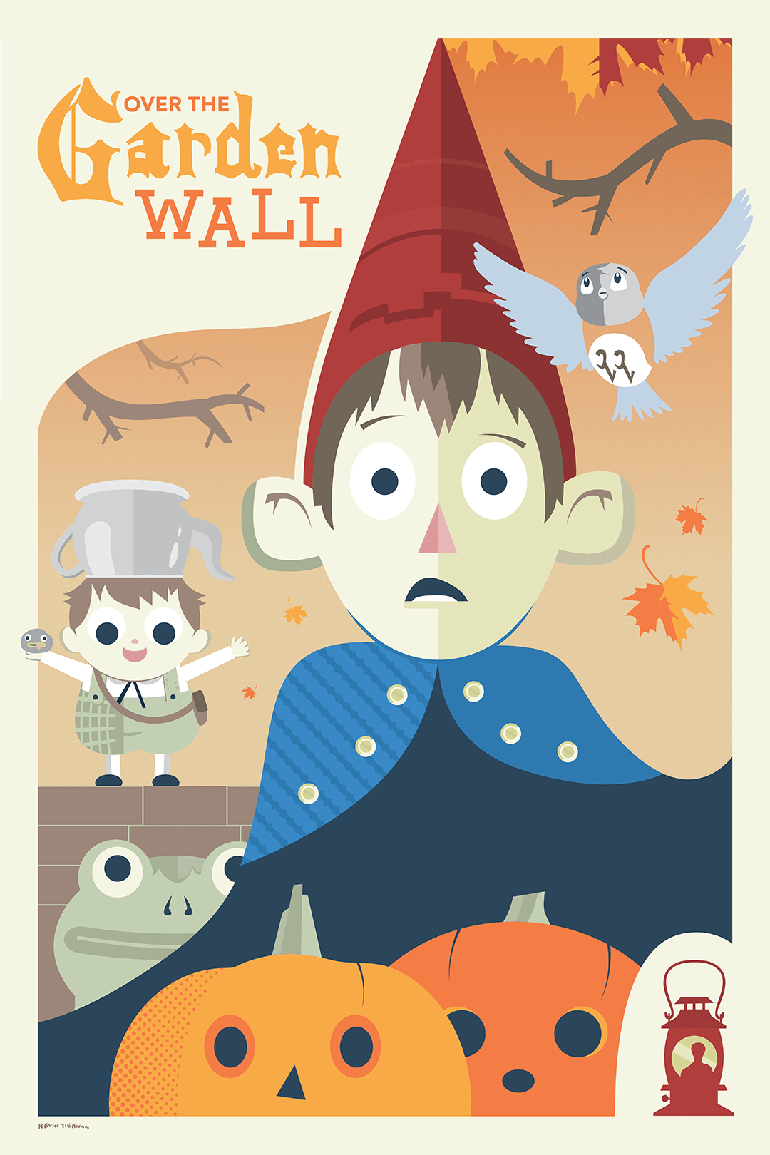 over the garden wall posterspy