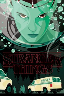 Stranger Things: Bathtime