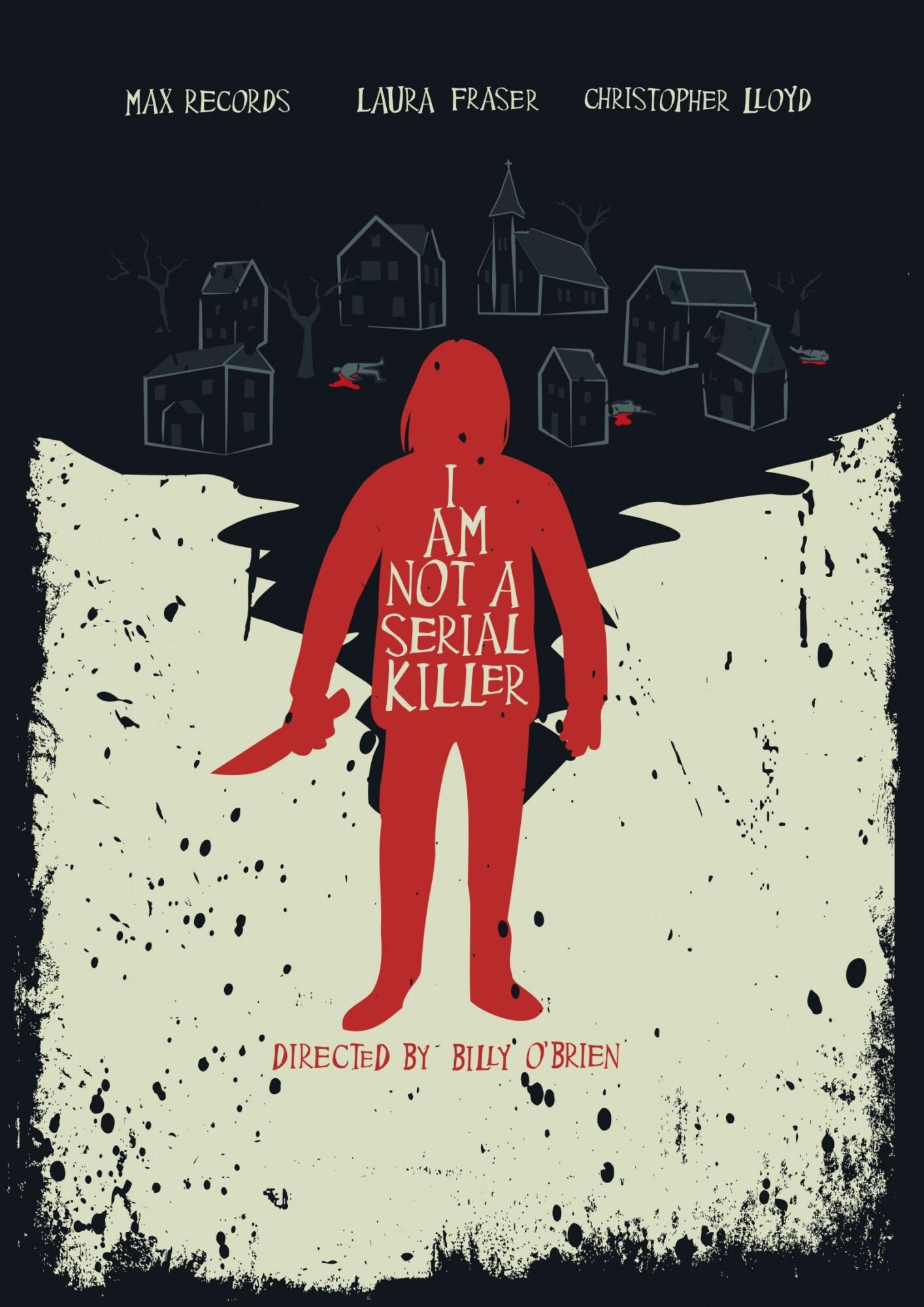 I Am Not A Serial Killer : serial, killer, Serial, Killer, PosterSpy