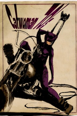 CATWOMAN 70's