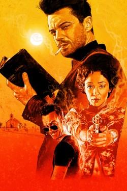 AMC Preacher Season 1 Poster (& titled alternates)
