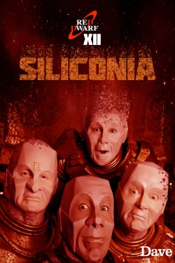 Red Dwarf XII Poster Design Entry 1 SILICONIA