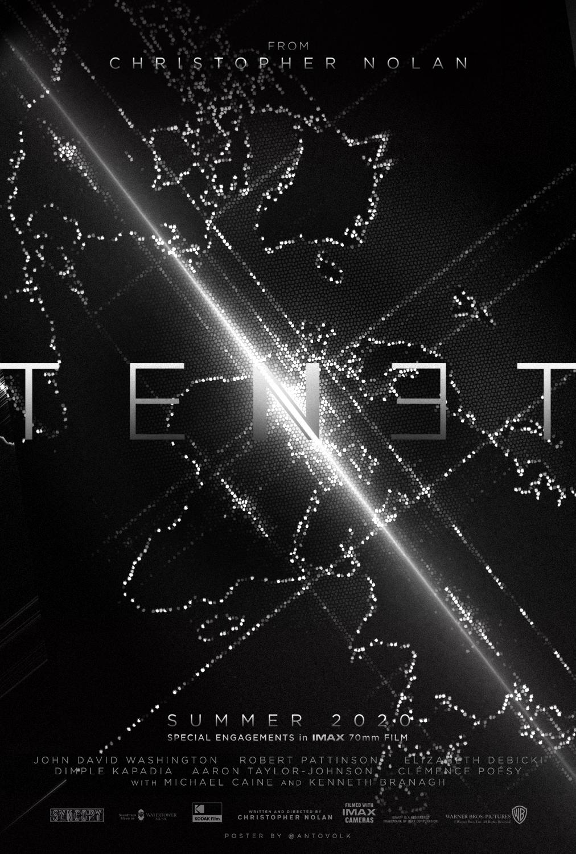 Tenet - Teaser - PosterSpy